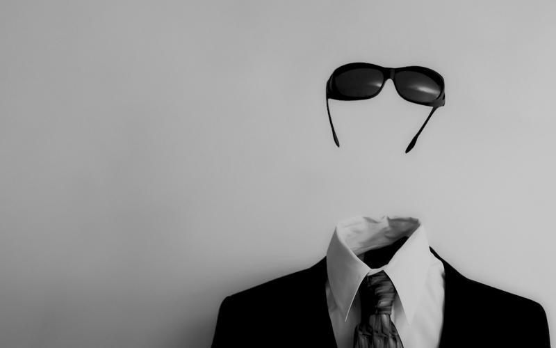 Невидимки не боятся людей