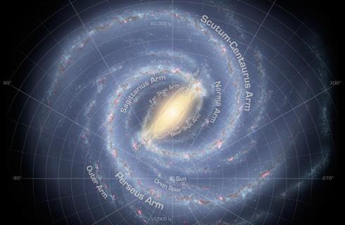 Черную дыру Млечного пути можно рассмотреть с Земли