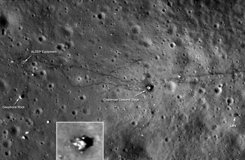 Россия и Китай собираются вместе колонизировать Луну