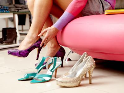 Выбор обуви на весну