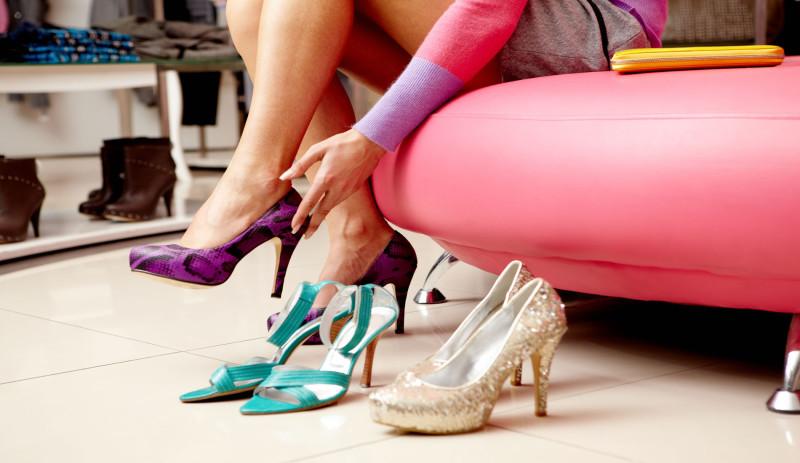 Выбираем обувь: тренды весны 2015