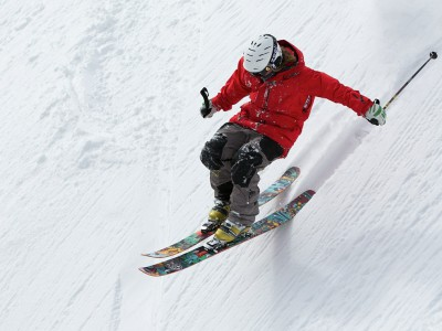 Активный отдых на горнолыжных курортах