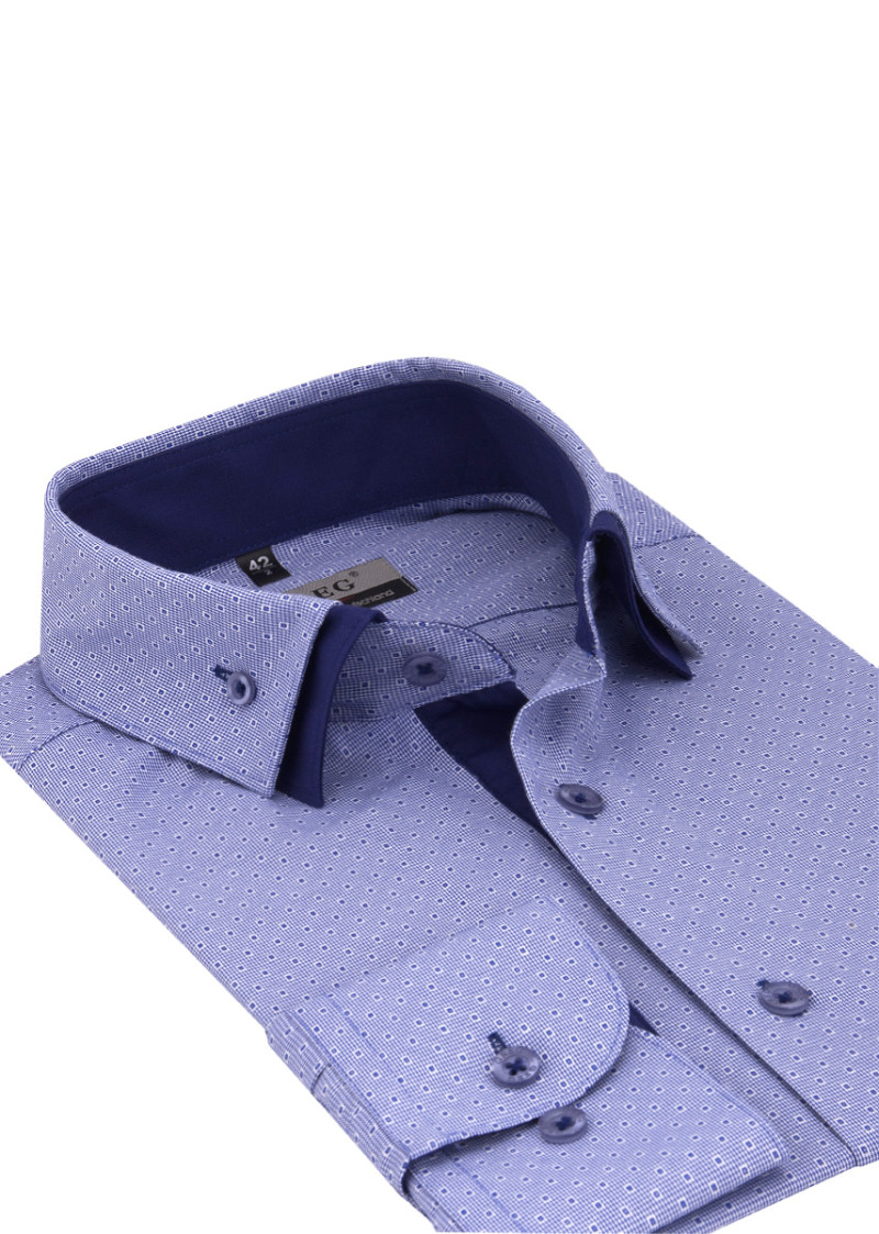 Мужские рубашки помогут определить характер мужчины