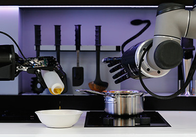 Робот-повар