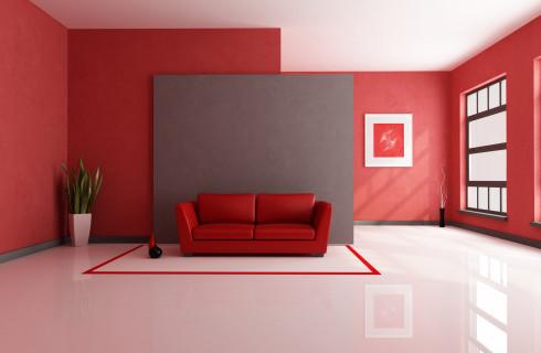 Цвет стен оказывает влияние на самочувствие человека