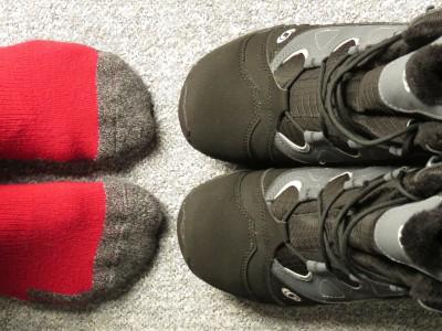 Способы заставить помнить себя: яркие носки