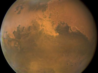 Список вещей на Марс может составить каждый