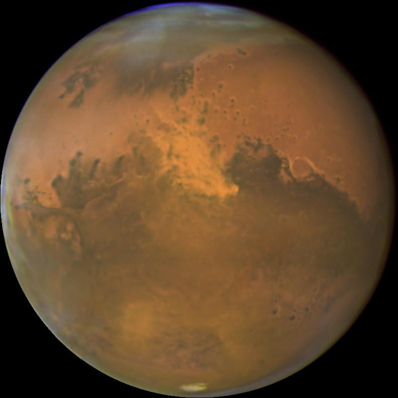 NASA готовит проект для покорения Марса