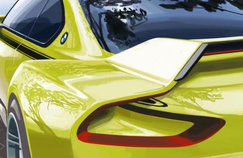 BMW дразнит новым концептом