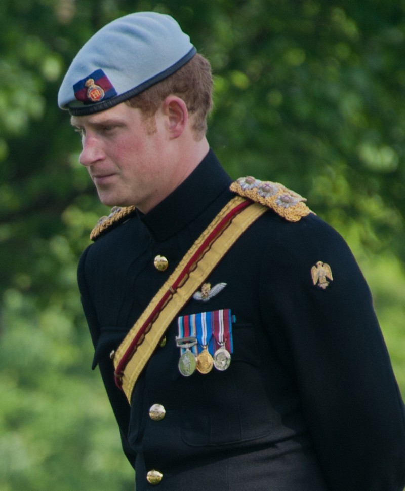 Принц Гарри ищет жену