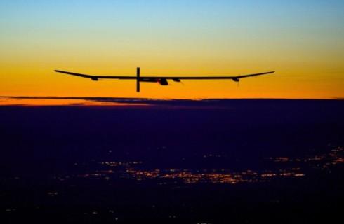 Solar Impulse 2 отправился в путешествие