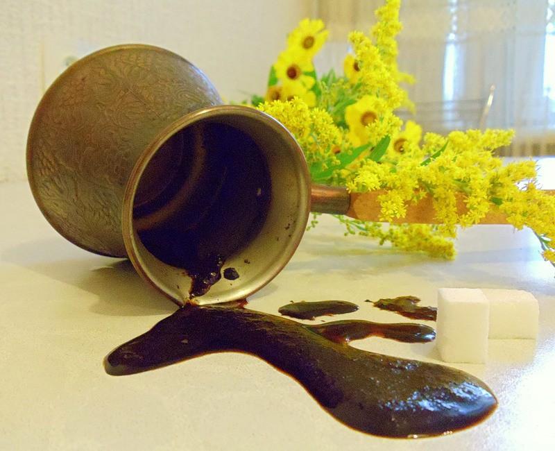 Необычное применение кофейной гущи