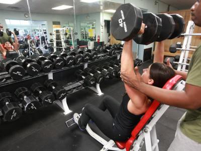 Головная боль напряжения лечится тренировками