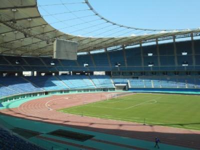Международный стадион Джабер аль-Ахмед в Кувейте
