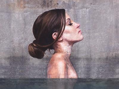 Портрет, написанный Шоном Йоро