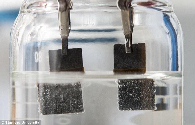 Новое топливо можно получить из воды