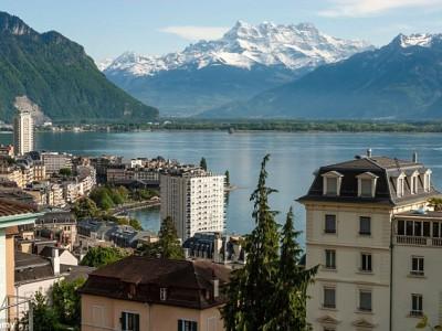 Самые дорогие рестораны отелей в Женеве