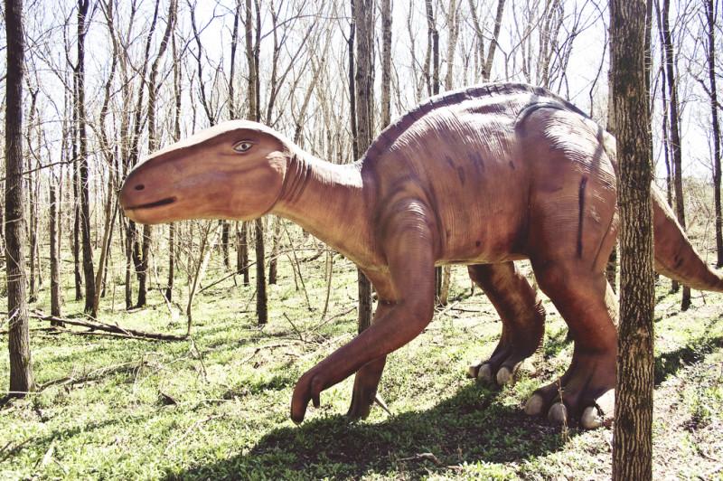 Ученые вырастят динозавра