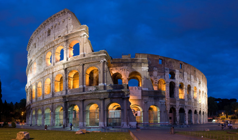Рим раскроет секреты Колизея