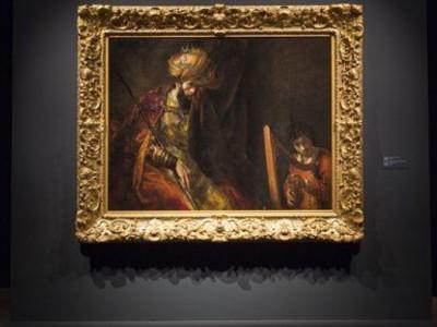 Картина «Саул и Давид»