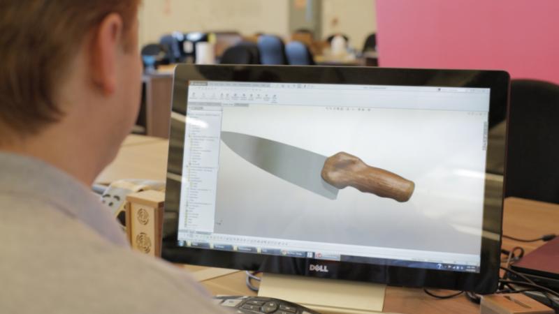 Этот нож должен появиться на каждой кухне
