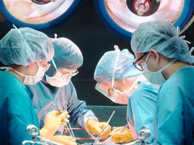Уникальная операция по пересадке органов