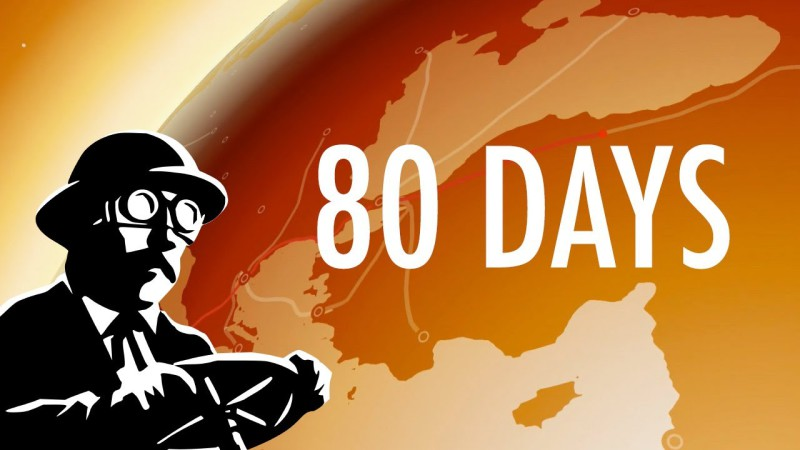 «Вокруг света за 80 дней без классического топлива»