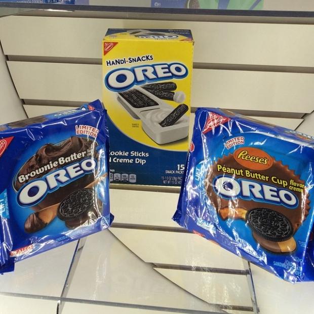 Мир почувствует новый вкус печенья Oreo