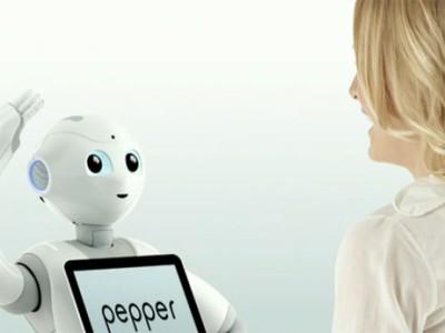 Softbank и Foxconn создут Pepper