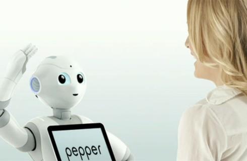 Foxconn и Softbank будут вместе создавать роботов