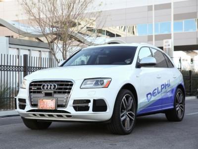 Автомобиль Delphi