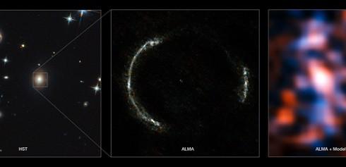 Ученые получили подробные фото звездообразования