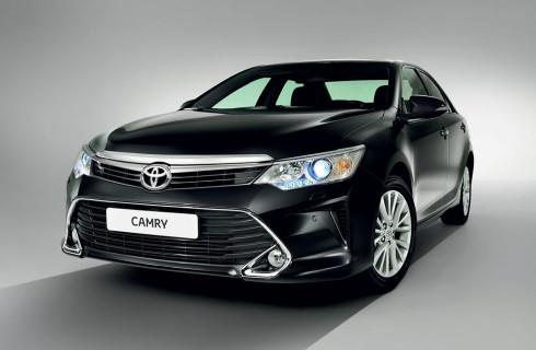 Самым американским автомобилем назвали Toyota Camry