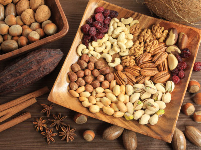 Орехи полезны для здоровья