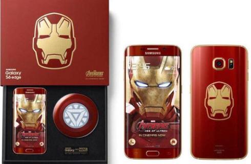 Смартфон «Железный человек» Samsung продан за рекордную сумму
