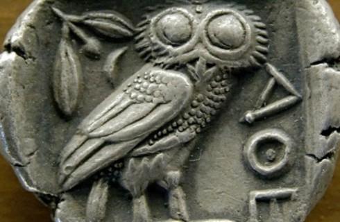 Парфенон – большой сундук с сокровищами