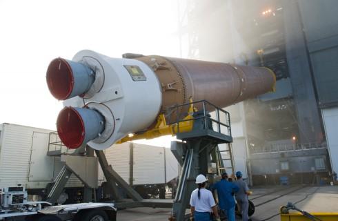 США не смогут покорить космос без российских двигателей