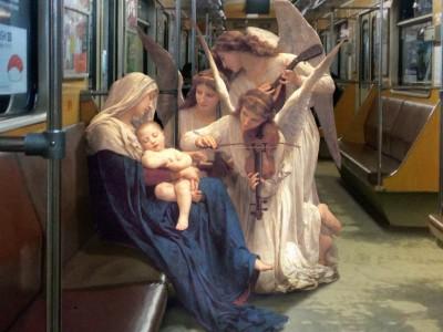 Повседневная жизнь богов: Песня ангелов