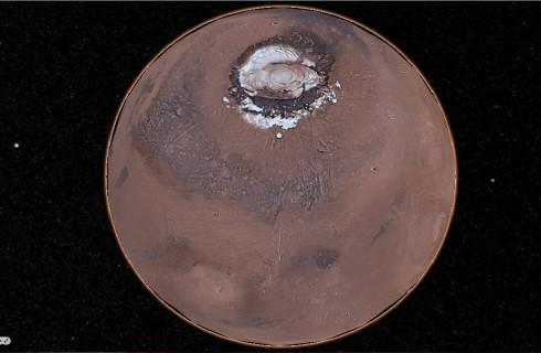Приглашение на прогулку по Марсу