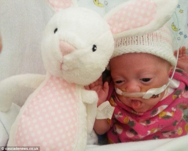 Малышка Лили удивила врачей