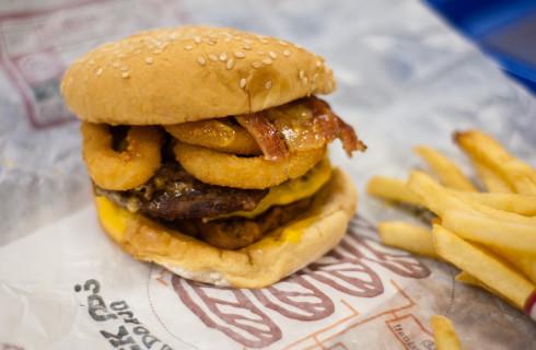 Вредная пища губит организм