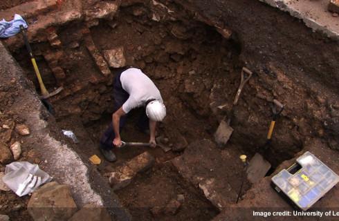 Археологи нашли спрятавшийся дом