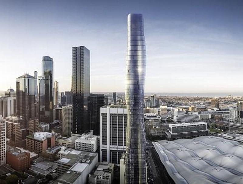 Бейонсе посвящают небоскребы