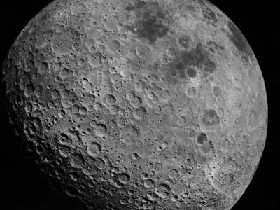 Темная сторона Луны