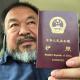 Художник Ай Вэйвэй получил паспорт