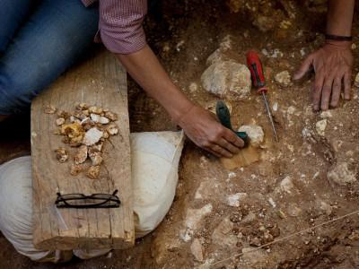 Заниматься сельским хозяйством люди начали давно. Место раскопок Ohalo II