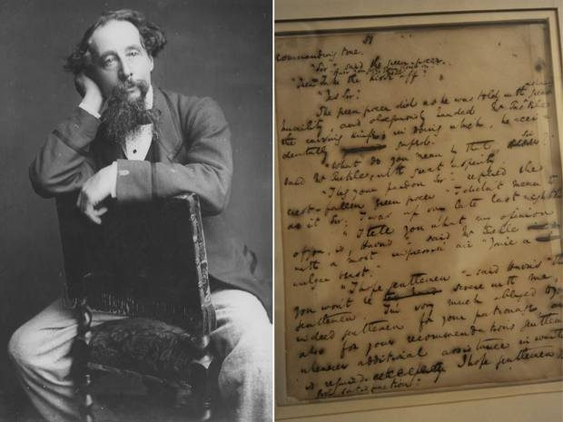 Диккенс раскрыл тайну анонимных писателей
