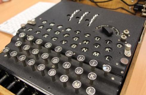 Редкая шифровальная машина ушла с молотка