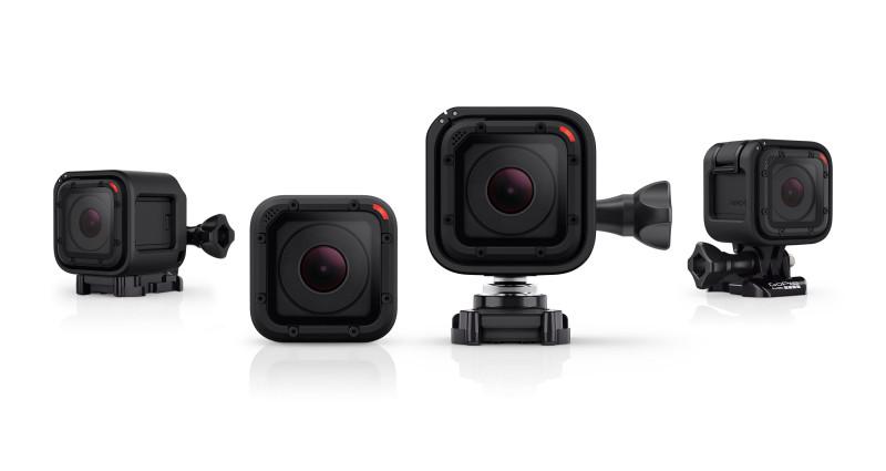 Камера GoPro в форме куба