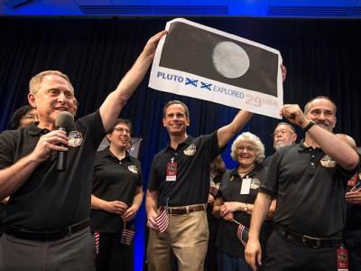 New Horizons. Команда